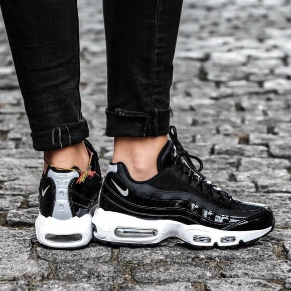 e9a9a542ed Nike Shoes | Nwt Air Max 95 Se Prm Wmns | Poshmark